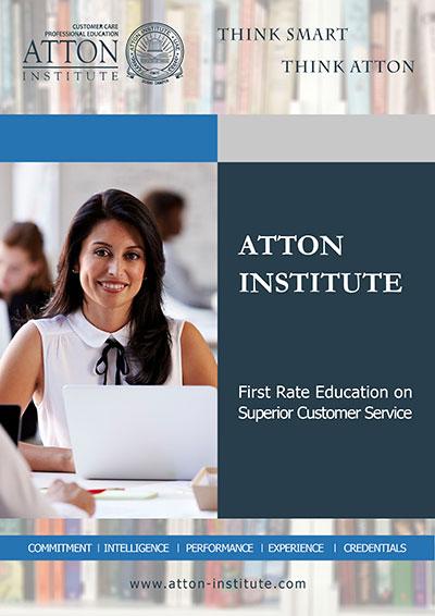 Atton Institute Brochure